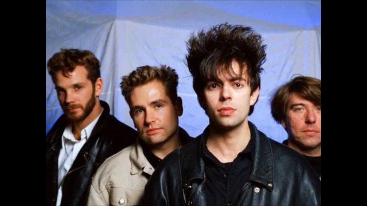 Echo and The Bunnymen Nothing Lasts Forever