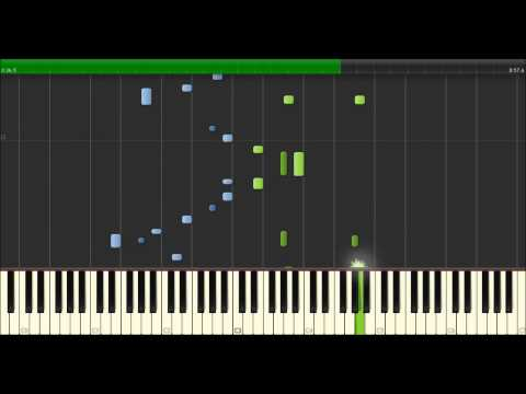 Facebook Lookback Music (PIANO TUTORIAL HD)