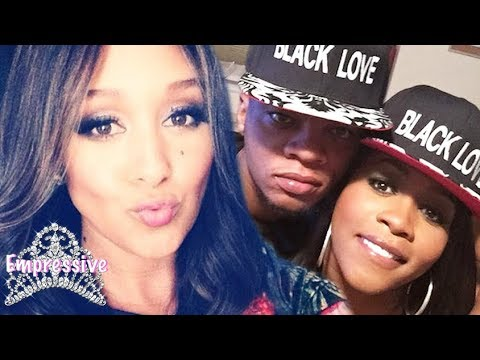 Download Youtube: Tamera Mowry is criticized for praising interracial love over black love?