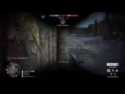 Battlefield One play