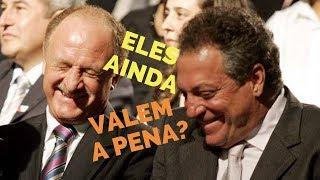 Felipão e Abelão na berlinda: ainda valem a pena suas velhas receitas?