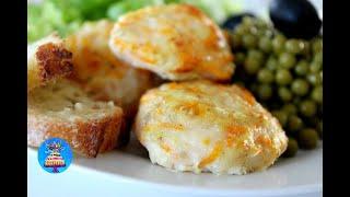 Рыбные котлетки из Трески/Быстро, просто и очень вкусно!