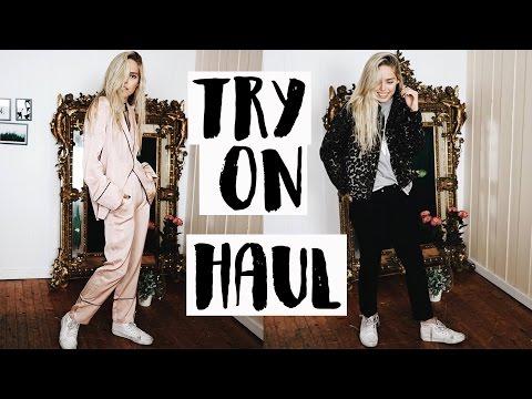 Spring Try On Clothing Haul | Cornelia