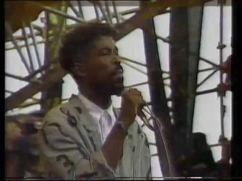 Billy Ocean - Caribbean Queen - Sport Aid - Sunday 11 September 1988
