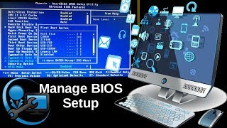 How to setup Desktop BIOS setting