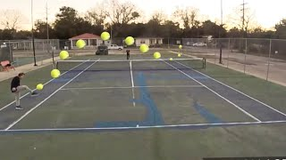 Epic Soccer Tennis Challenge