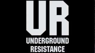Underground Resistance   live @ Groovetech radio