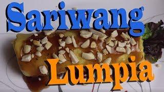 How to cook cook Sariwang Lumpia
