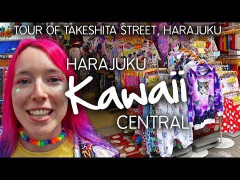 Where To Go In HARAJUKU: Takeshita Street Tour - Tokyo, Japan