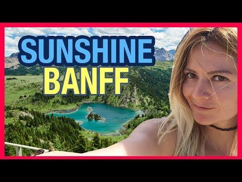 Sunshine Village Resort — Travel Alberta | LIVE