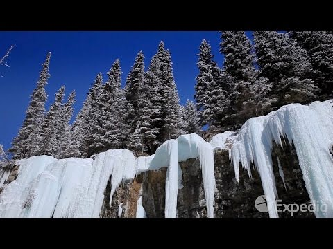Johnston Canyon Vacation Travel Guide | Expedia