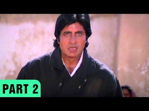 Aaj Ka Arjun (1990) | Amitabh Bachchan, Jayapradha | Hindi Movie Part 2 of 12 | HD