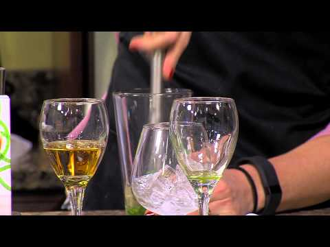 Cocktails with Chef Mark Harrison from Nage - March 12, 2015
