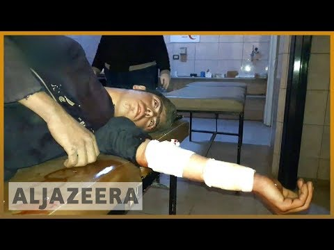 🇸🇾 UN: War crimes likely committed in Syria's Eastern Ghouta | Al Jazeera English