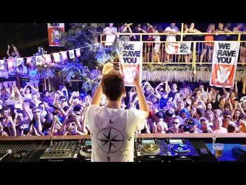 Lost Frequencies - Melody at Guaba Beach Bar 2018 Limassol, Cyprus
