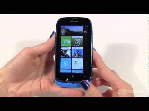 Видео-обзор Nokia Lumia 610