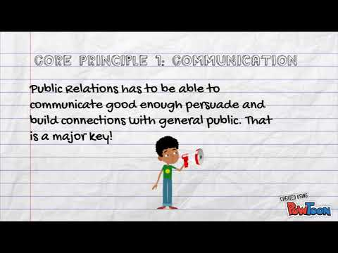 Public Relations: Creative Project