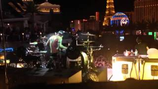 blink-182 Dogs Eating Dogs live Las Vegas 2013 (Travis)