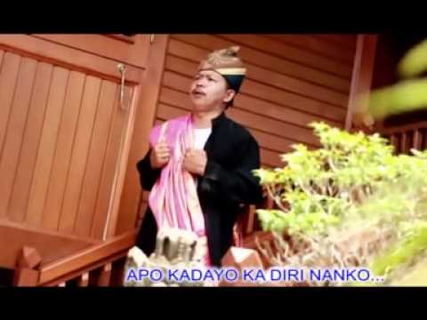 Tangih di Rantau (Ucok Pauah) Lagu Minang Sadiah