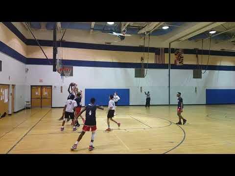 Bryan's Middle school Basketball...Key vs Takoma Park Middle school 2/6/2020