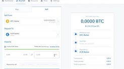 COINBASE - Come convertire bitcoin in euro