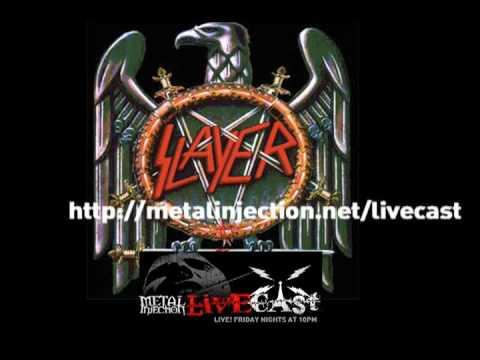 SOUTH OF TRENTON - Slayer Song Parody