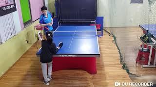 TABLE TENNIS MASTER GUIDE 박창규탁구레슨 [초보자 게임방법 및 규칙 ]
