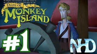 Tales of Monkey Island Chapter 1 - Launch of the Screaming Narwhal (pt1) Ahoy Matey!