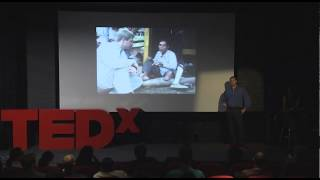 The Beauty of Being Alive | Zoltan Istvan | TEDxTransmedia