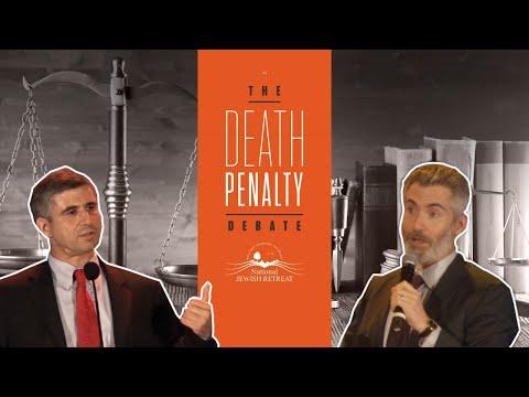 2 Rabbis' \u0026 2 Law Professors Discuss The Death Penalty Debate In America