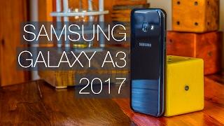 Подробный обзор Samsung Galaxy A3 2017 - достоинства и недостатки среднего класса от Samsung