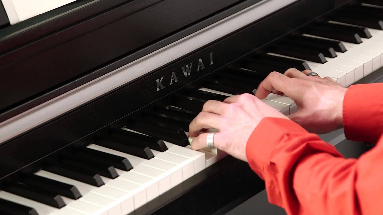 kawai ca97 digital piano demo espa ol youtube. Black Bedroom Furniture Sets. Home Design Ideas