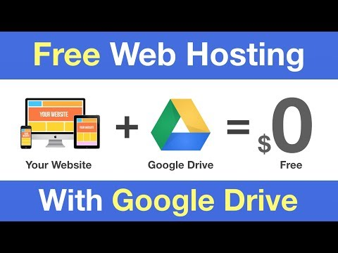 How To Host A Website In Google Drive With Custom Domain