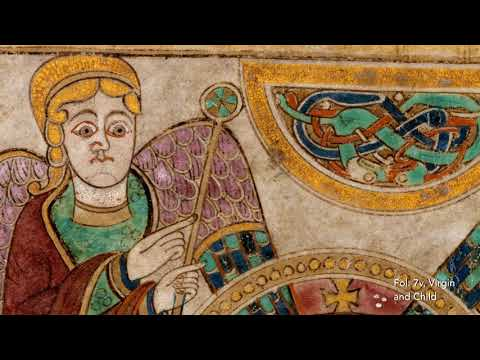 Discover the Great Medieval Manuscript, the Book of Kells, in a Free Online Course