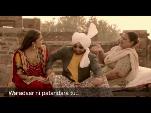 Diljit-Laembadgini Song With Lyrics