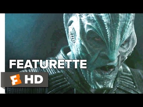 Star Trek Beyond Featurette - Krall (2016) - Idris Elba Movie