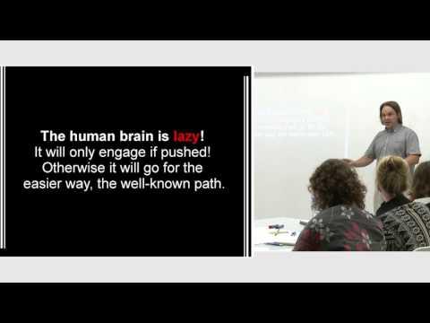 Scanorama Shortcut.Creative thinking and design thinking