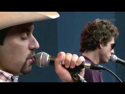 """Edson & Hudson em """"Foi você quem trouxe"""" no Estúdio Showlivre 2012"""