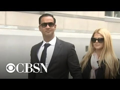 """""""Jersey Shore"""" star Mike """"The Situation"""" Sorrentino released from federal prison"""