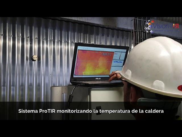 videos camaras termograficas