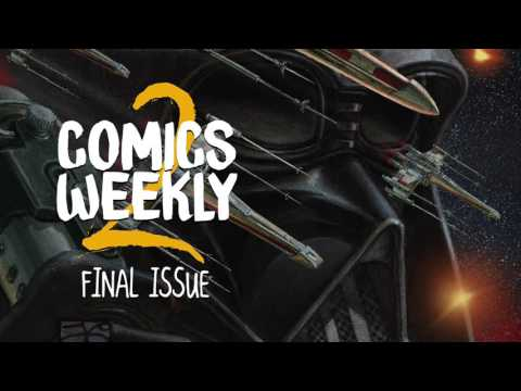 Comics Weekly 2 FINAL ISSUE – Wasze pytania!