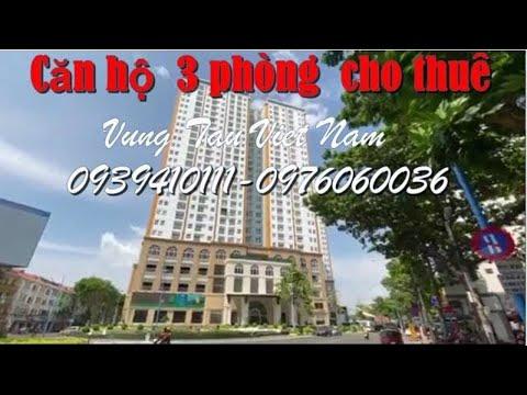 Can Ho Cho Thue Vung Tau 3 Phong Ngu, Căn Hộ Cho Thuê Vũng Tau 3 Phòng Ngủ