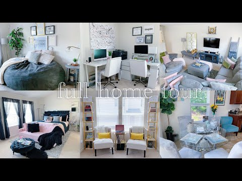 FULL HOME TOUR | Furniture + Item Links Updated! | 2019