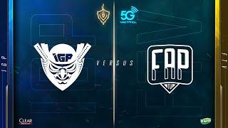 HTVC IGP Gaming vs FAPtv [Vòng 2 - 23.02] - Viettel 5G Đấu Trường Danh Vọng Mùa Xuân 2020