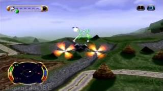 PS1 - B-Movie: Invasion from Beyond (German) - Mission 4 - Hills and Dales