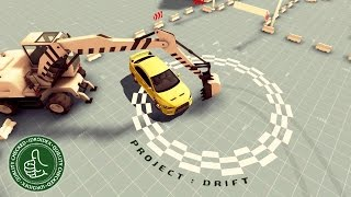 PROJECT: DRIFT - Android / iOS Gameplay