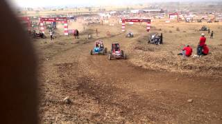 Endurance Overtake - Baja SAE India 2014
