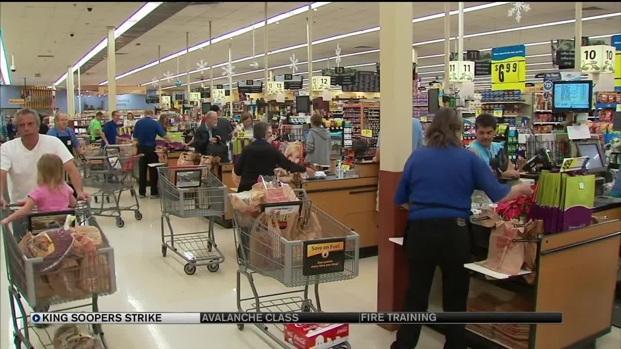 Talks between King Soopers/City Market union and Kroger to resume Saturday