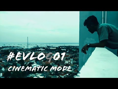 #EVLOG01 × FIRSVLOG SOB - VIEW 100+ SAYA BUATKAN TUTORIAL CINEMATIC ANDROID!!