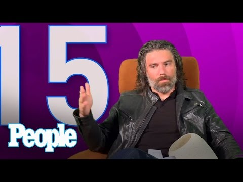 Anson Mount Teaches You How to Be a Southern Gentleman  | People
